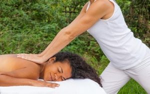 Aromatherapy massage brighton