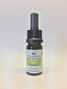 CannaWell hemp cbd wellbeing products