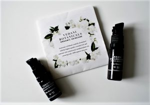 Vedani Botanicals Skincare products are offered at Brighton Wellbeing
