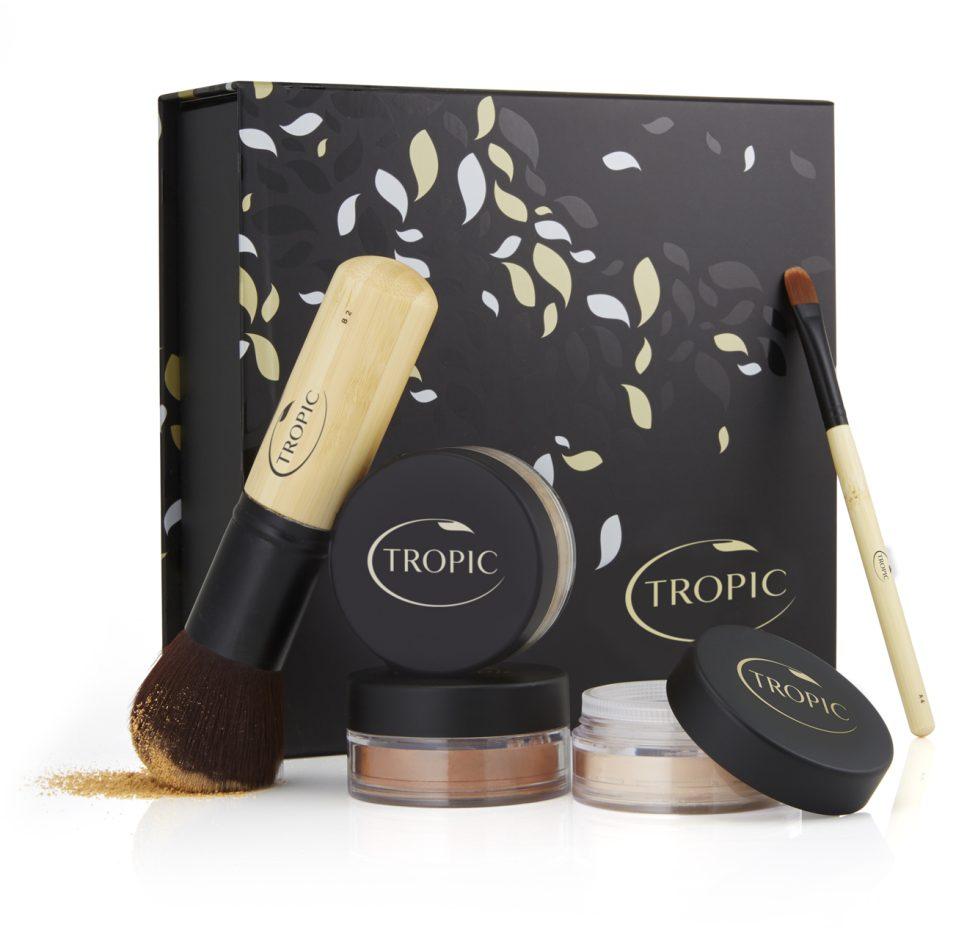 Mineral Makeup by Tropic Skincare Barbara Palloni