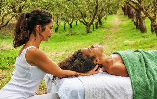 Massage Brighton Wellbeing