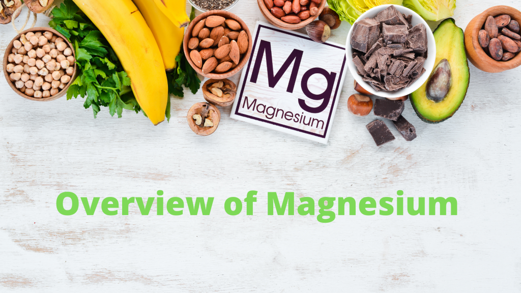 Overview of Magnesium Blog Banner